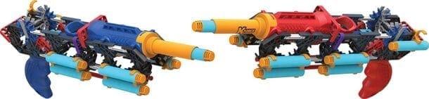 K'NEX K-FORCE Double Draw Blaster