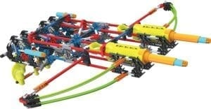 K'NEX K-FORCE Dual Cross Blaster