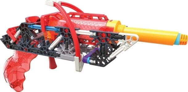 K'NEX K-FORCE K-10V Blaster