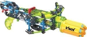 K'NEX K-FORCE Super Strike RotoShot Blaster