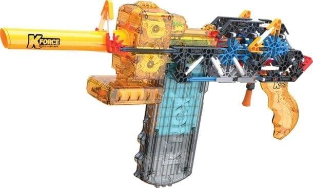K'NEX K-FORCE Flash Fire Motorized Blaster