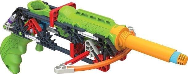K'NEX K-FORCE Mini Cross Blaster