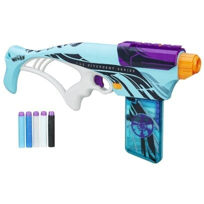 NERF Rebelle Divergent Allegiant Blaster