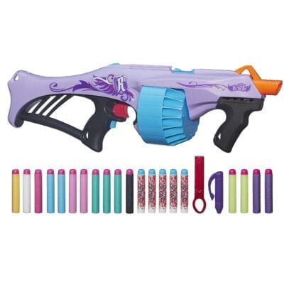 NERF Rebelle Fearless Fire Blaster