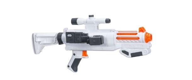 Captain Phasma's NERF blaster