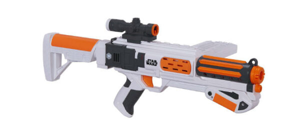 First Order Stormtrooper NERF.