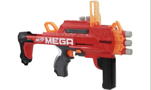 NERF N-Strike AccusStrike Mega Bulldog blaster