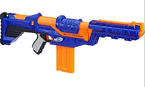 NERF N-Strike Elite Delta Trooper blaster