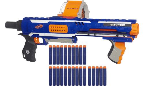 NERF N-Strike Elite Rampage blast
