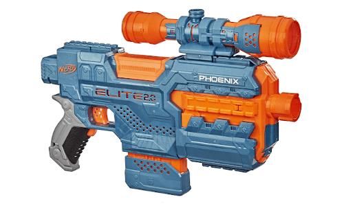 NERF Elite 2.0 Phoenix CS-6 blaster blaster blaster